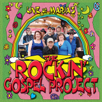 The Rockin' Gospel Project CD Cover